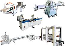 Μηχανήματα και γραμμές παραγωγής