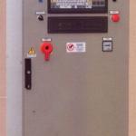 Control & electric panel.
