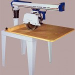 OMGA RN-900 RADIAL ARM SAW
