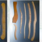Samples of what the copy bandsaw can do