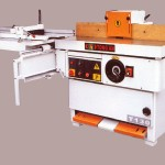 TONG AN T-130 SPINDLE MOULDER WITH TENONING SLIDING TABLE